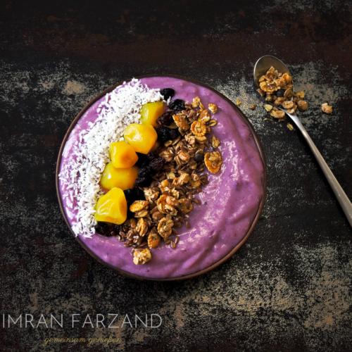 Bowl Food Soul Food Online Live Kochkurs der interaktive Kochkurs mit Imran Farzand