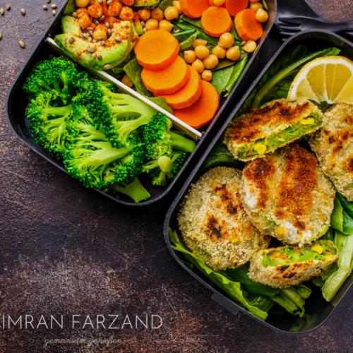 Business snacks Online Live Kochkurs der interaktive Kochkurs mit Imran Farzand