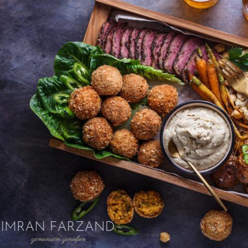 Orientalische Online Kochkurs der interaktive Kochkurs mit Imran Farzand